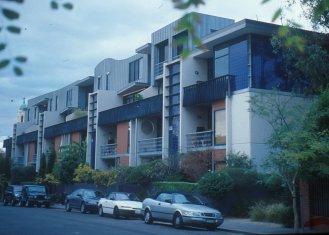 Yet These Apartments Develop Their Form From The Characteristic Melbourne Terrace Several Of Whose Earliest Examples Such As Elwood House 40 Survive In